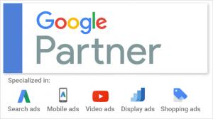 شانار پارتنر رسمی تبلیغات در گوگل