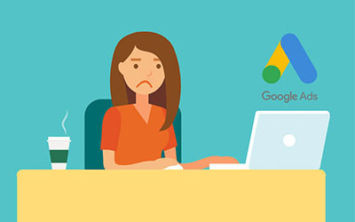 عدم نمایش تبلیغات گوگل ادز