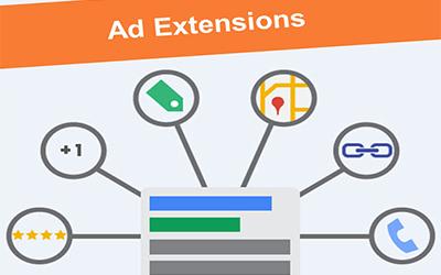 استفاده از افزونه در تبلیغات گوگل