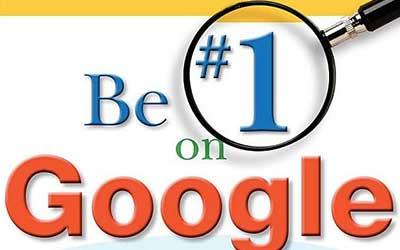 چگونه در صفحه اول گوگل باشید؟