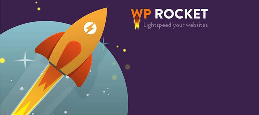 پلاگین wp rocket