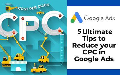 کاهش هزینه در تبلیغات گوگل
