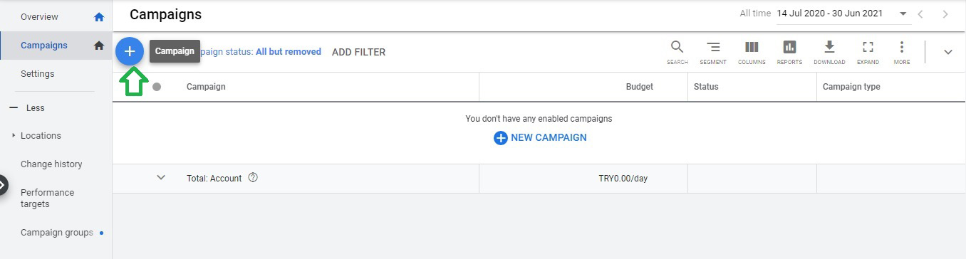 ایجاد تبلیغات متنی گوگل