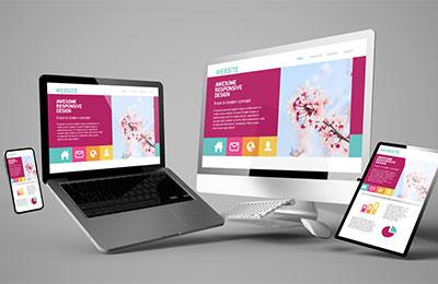 طراحی سایت نیمه اختصاصی