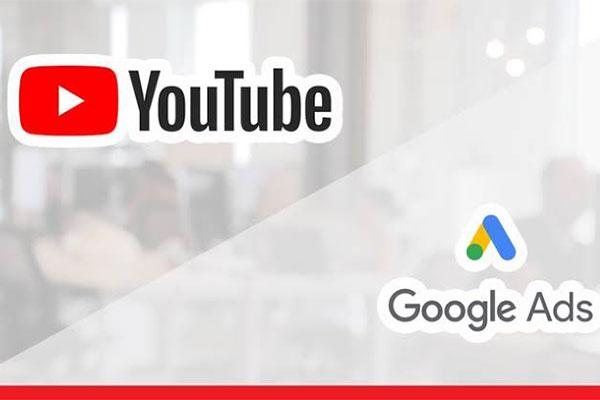 تبلیغات یوتیوب از طریق گوگل ادز